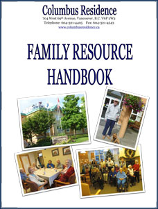 Family Resource Handbook