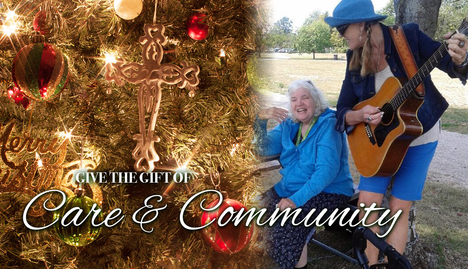 Give the Gift of Care & Community
